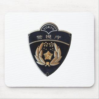Tokyo-Polizei Mousepads