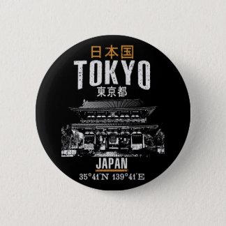 Tokyo Runder Button 5,7 Cm