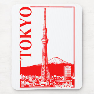 Tokyo - SkyTree Mousepads