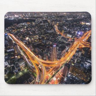 Tokyo-Verkehr Mauspads