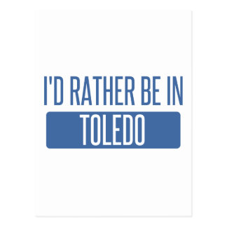 Toledo Postkarte