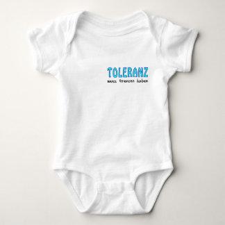 Toleranz muss Grenzen haben Tshirts
