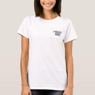 Toll mit Faser einfachem T-Stück T-Shirt