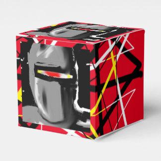 TOLLES ROBOTER-Rot Geschenkschachtel
