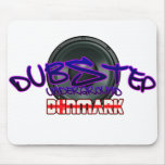 Tollpatsch Dänemarks DUBSTEP DnB Reggae Electro-Ra Mauspads