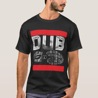 Tollpatsch SCHRITT Druck-Shirt T-Shirt