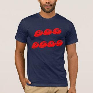 Tollpatsch-Schritt-T - Shirt