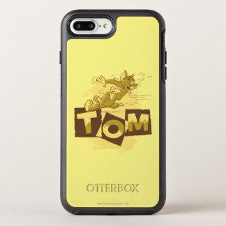 Tom, der Halt schiebt OtterBox Symmetry iPhone 8 Plus/7 Plus Hülle
