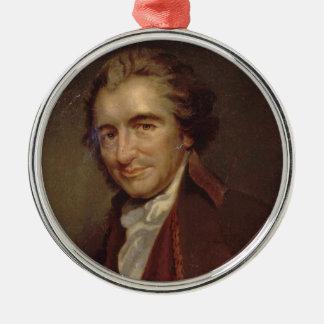 Tom Paine Silbernes Ornament