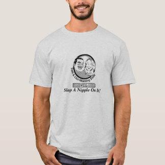 Tom u. Lisa - schlagen Sie einen Nippel auf ihm! T-Shirt