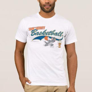 Tom- und Jerry-Basketball 5 T-Shirt