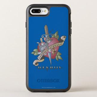 Tom- und Jerry-Feinde für immer 2 OtterBox Symmetry iPhone 8 Plus/7 Plus Hülle