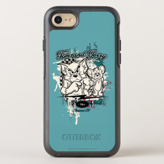 Tom und Jerry Hollywood CA OtterBox Symmetry iPhone 8/7 Hülle
