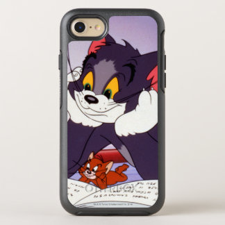 Tom- und Jerry-Lesebuch signiert OtterBox Symmetry iPhone 8/7 Hülle