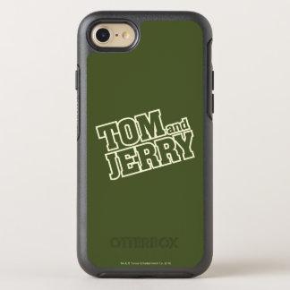 Tom- und Jerry-Logo 3 OtterBox Symmetry iPhone 8/7 Hülle