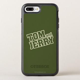 Tom- und Jerry-Logo 3 OtterBox Symmetry iPhone 8 Plus/7 Plus Hülle