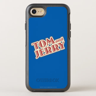 Tom- und Jerry-Logo OtterBox Symmetry iPhone 8/7 Hülle