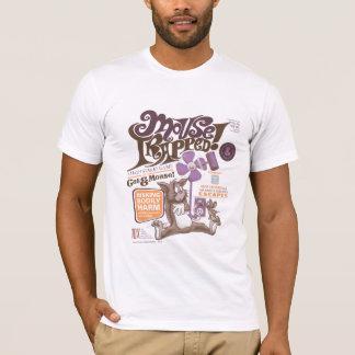 Tom- und Jerry-Maus eingeschlossen T-Shirt