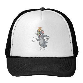 Tom- und Jerry-Paare Truckermütze