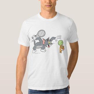 Tom- und Jerry-Tennisstars 2 T Shirt