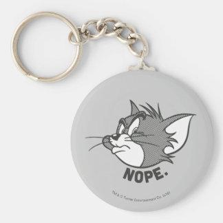 Tom und Jerry | Tom sagt Nope Schlüsselanhänger