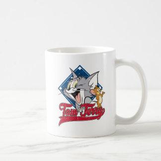 Tom und Jerry   Tom und Jerry auf Kaffeetasse