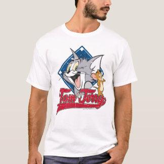 Tom und Jerry | Tom und Jerry auf T-Shirt