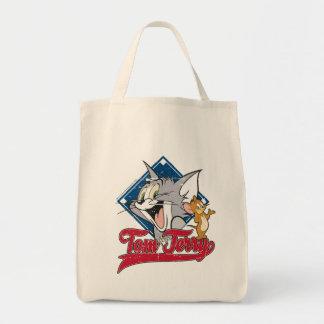 Tom und Jerry | Tom und Jerry auf Tragetasche