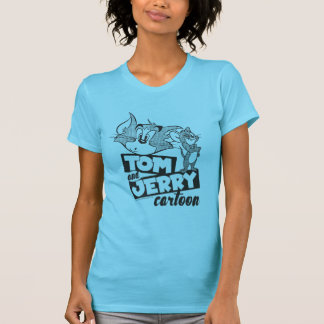 Tom und Jerry | Tom und Jerry-Cartoon T-Shirt