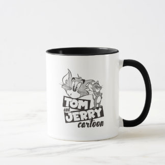 Tom und Jerry | Tom und Jerry-Cartoon Tasse