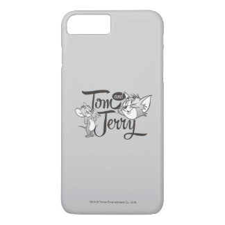 Tom und Jerry | Tom und Jerry, der süß schaut iPhone 8 Plus/7 Plus Hülle