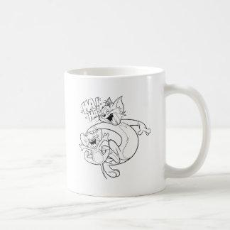 Tom und Jerry   Tom und Jerry-Lachen Kaffeetasse