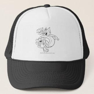 Tom und Jerry | Tom und Jerry-Lachen Truckerkappe