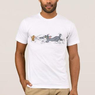Tom- und Jerry-Verfolgung T-Shirt