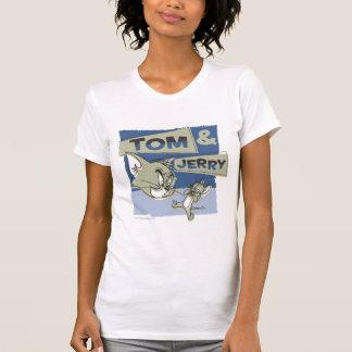 Tom- und JerryScaredey Maus T-Shirt
