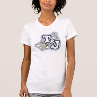 Tom- und JerryT&J Logo T-Shirt
