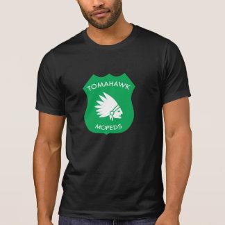 Tomahawk-Amerikaner-Wappen T-Shirt