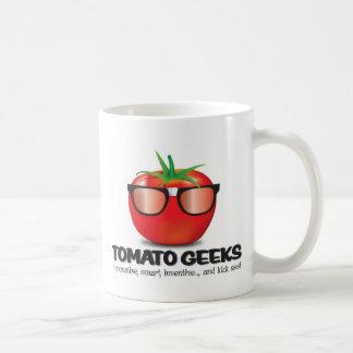 Tomate-Aussenseiter-Material Kaffeetasse