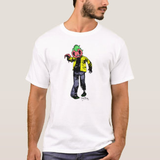 Tomate-Gesichts-Zombie T T-Shirt
