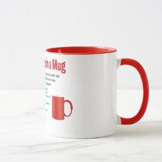 Tomate-Makkaroni-Rezept-Tasse Tasse