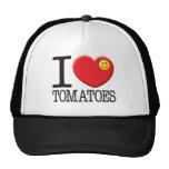 Tomaten Baseball Kappen
