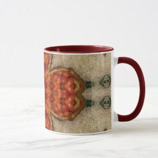 Tomaten in Basket1 Tasse