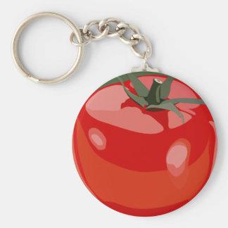 tomato standard runder schlüsselanhänger