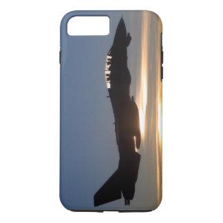 Tomcat über dem Persischen Golf iPhone 8 Plus/7 Plus Hülle