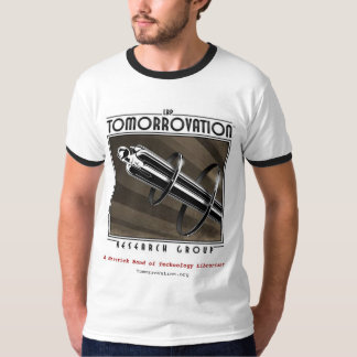 TomorroVation Außenseiter T-Shirt
