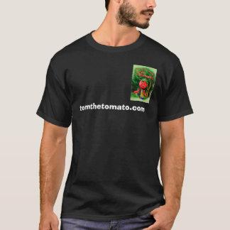 TOMS offizielles Shirt im Schwarzen