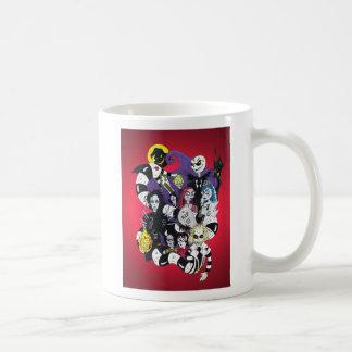 TOMSAC GRAFIKEN - gespenstisch Kaffeetasse
