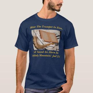 … Ton eine Warnung in meinem heiligen Berg! Joel T-Shirt