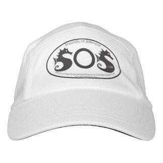 Töne der Ruhe (SOS) - LMR - Sport-Hut Headsweats Kappe
