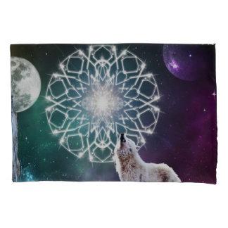 Töne des Universums Kissenbezug